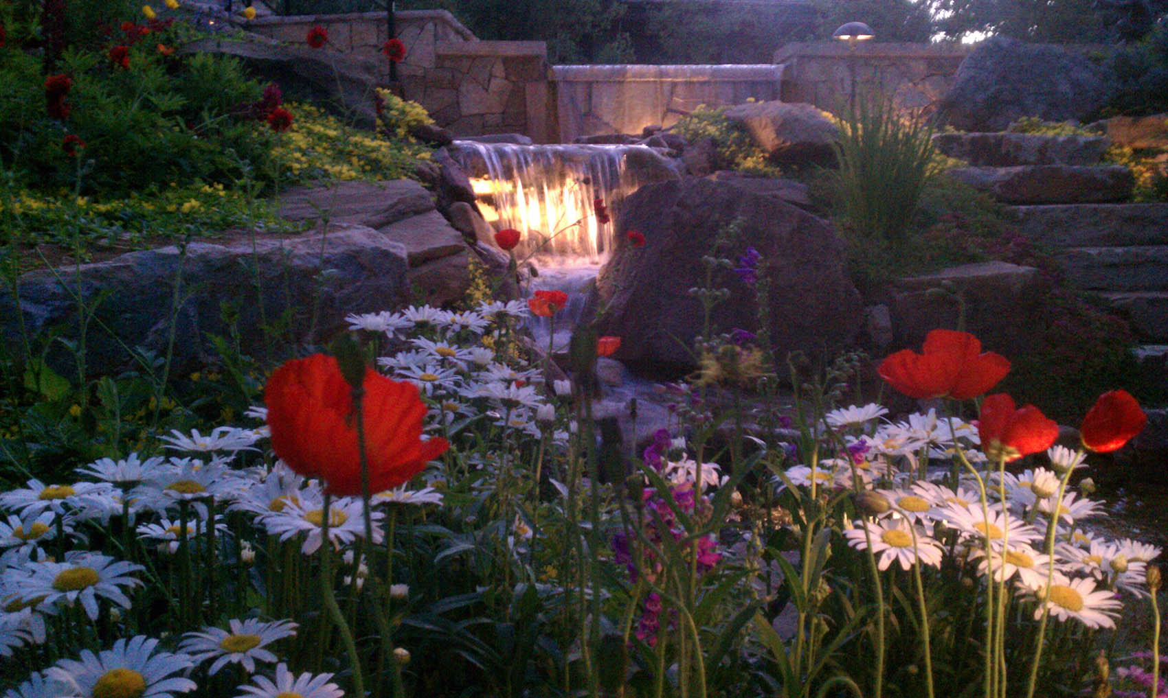 Landscape lighting denver vail eagle co rocky mountain custom there is no better way to enjoy your landscape investment more than the addition of landscape lighting more and more homeowners are creating outdoor living aloadofball Images